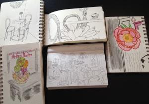 SP sketches